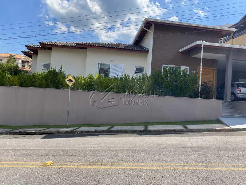 Fachada - Casa em Condomínio 3 quartos à venda Itatiba,SP - R$ 901.000 - FCCN30529 - 1