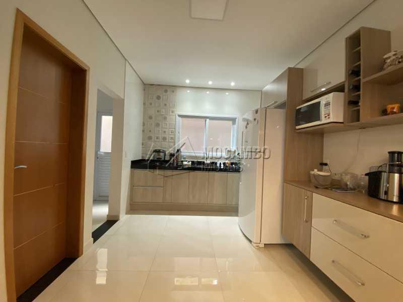 Cozinha - Casa em Condomínio 3 quartos à venda Itatiba,SP - R$ 901.000 - FCCN30529 - 20
