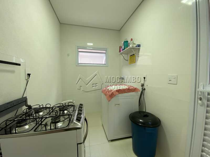 Área de serviço - Casa em Condomínio 3 quartos à venda Itatiba,SP - R$ 901.000 - FCCN30529 - 22