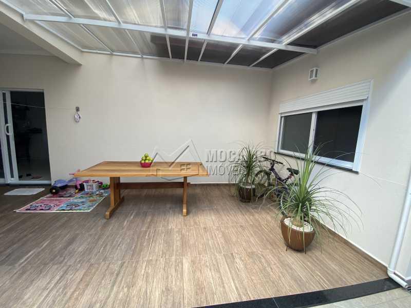 Área gourmet - Casa em Condomínio 3 quartos à venda Itatiba,SP - R$ 901.000 - FCCN30529 - 24