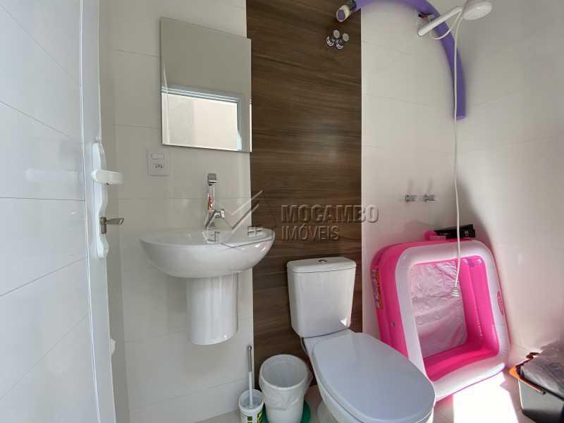 Banheiro - Casa em Condomínio 3 quartos à venda Itatiba,SP - R$ 901.000 - FCCN30529 - 27
