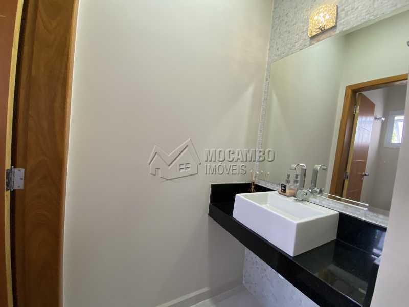 Lavabo - Casa em Condomínio 3 quartos à venda Itatiba,SP - R$ 901.000 - FCCN30529 - 7