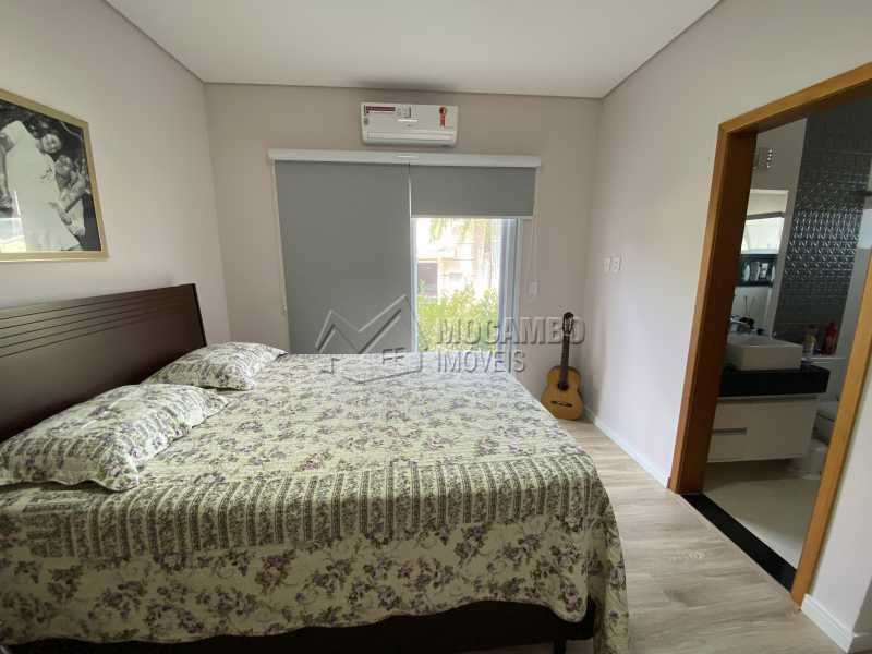 Suite - Casa em Condomínio 3 quartos à venda Itatiba,SP - R$ 901.000 - FCCN30529 - 12