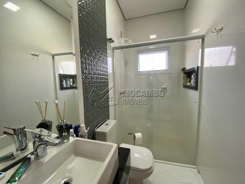 Banheiro Suite - Casa em Condomínio 3 quartos à venda Itatiba,SP - R$ 901.000 - FCCN30529 - 13