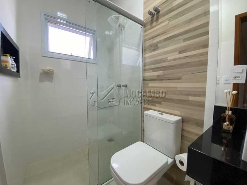 Banheiro - Casa em Condomínio 3 quartos à venda Itatiba,SP - R$ 901.000 - FCCN30529 - 18
