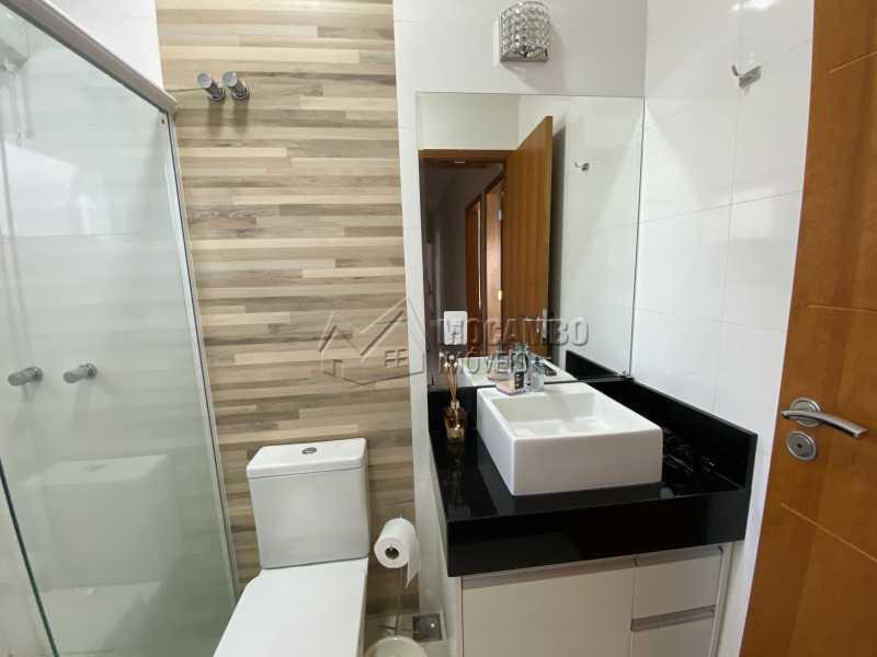 Banheiro - Casa em Condomínio 3 quartos à venda Itatiba,SP - R$ 901.000 - FCCN30529 - 19