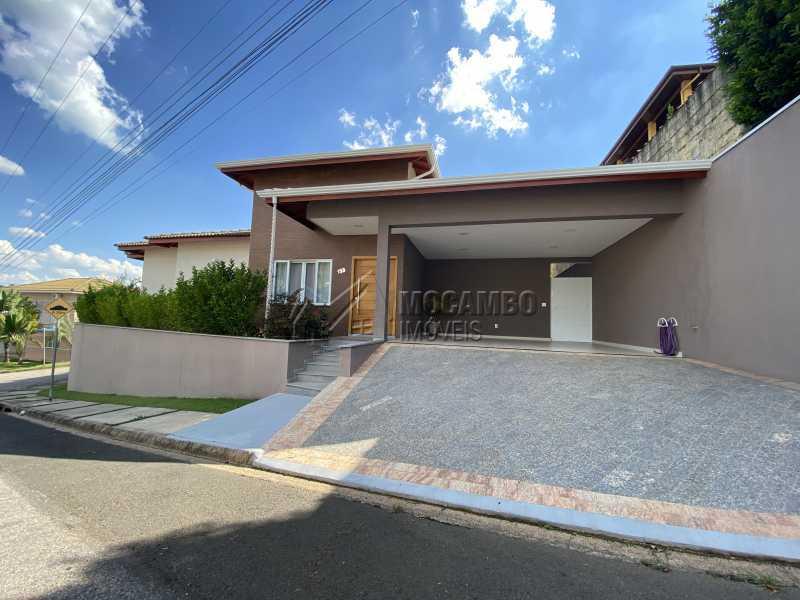 Fachada - Casa em Condomínio 3 quartos à venda Itatiba,SP - R$ 901.000 - FCCN30529 - 28