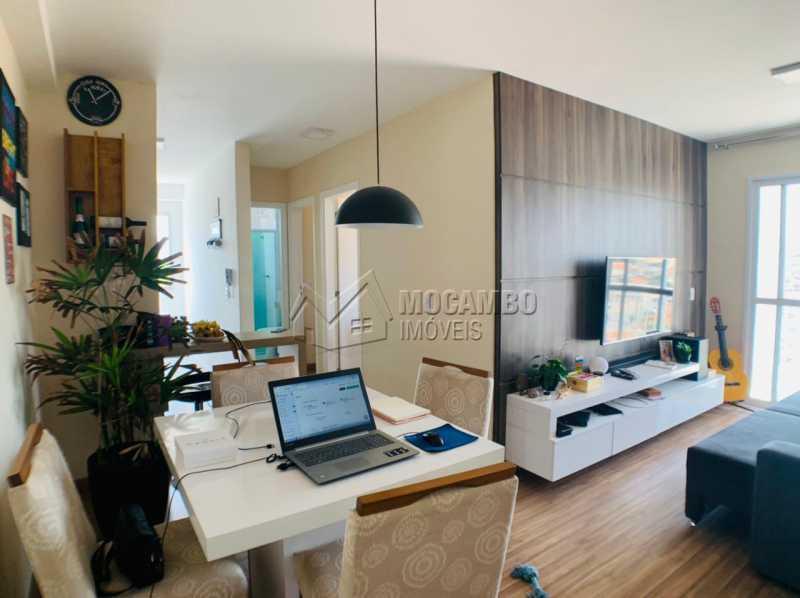 Sala  - Apartamento 2 quartos à venda Itatiba,SP - R$ 265.000 - FCAP21229 - 3