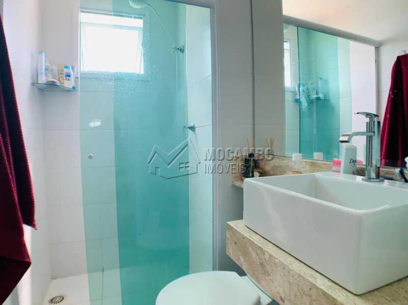 Banheiro  - Apartamento 2 quartos à venda Itatiba,SP - R$ 265.000 - FCAP21229 - 9