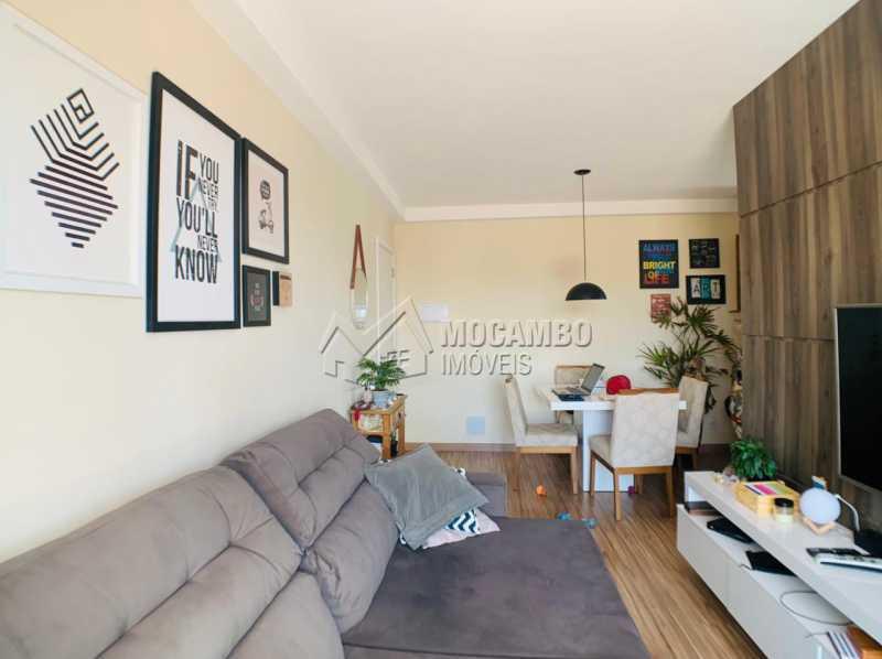 Sala  - Apartamento 2 quartos à venda Itatiba,SP - R$ 265.000 - FCAP21229 - 1