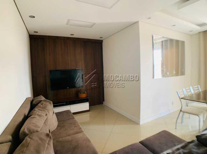 Sala - Apartamento 2 quartos à venda Itatiba,SP - R$ 275.000 - FCAP21231 - 5