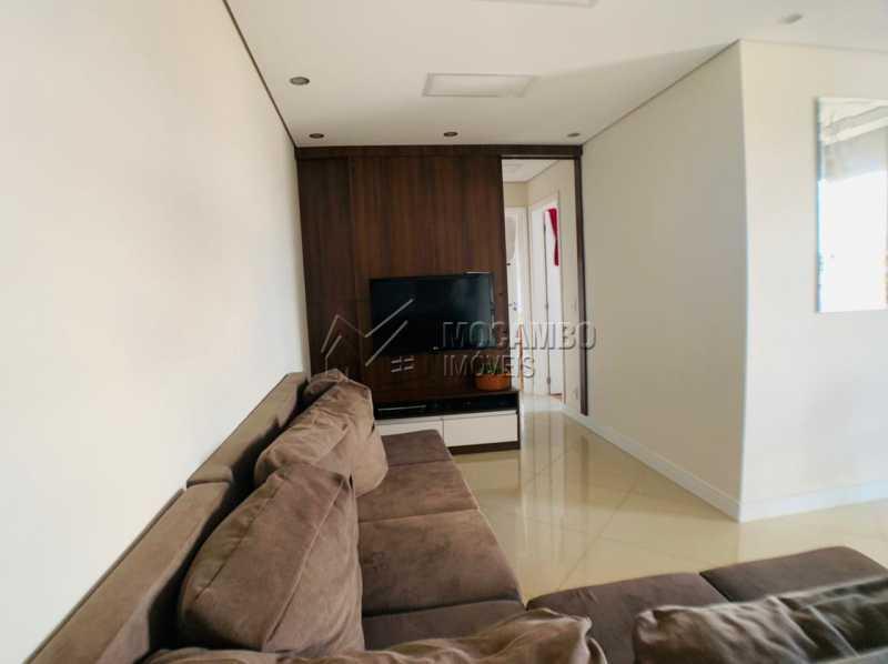 Sala  - Apartamento 2 quartos à venda Itatiba,SP - R$ 275.000 - FCAP21231 - 6