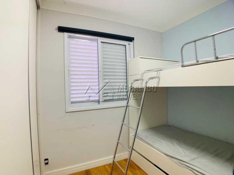 Dormitório  - Apartamento 2 quartos à venda Itatiba,SP - R$ 275.000 - FCAP21231 - 9