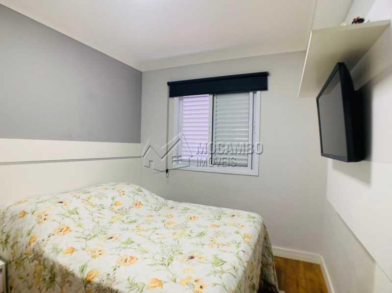 Dormitório  - Apartamento 2 quartos à venda Itatiba,SP - R$ 275.000 - FCAP21231 - 10