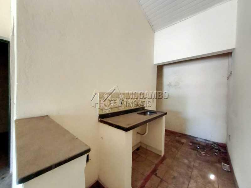 Cozinha - Casa 2 quartos para alugar Itatiba,SP - R$ 550 - FCCA21463 - 4
