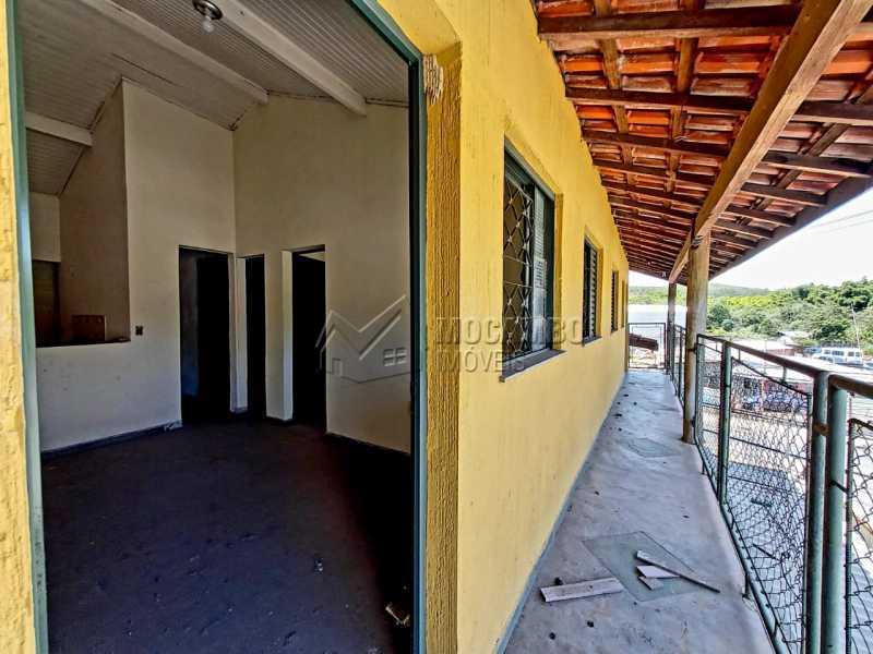 Frente - Casa 2 quartos para alugar Itatiba,SP - R$ 550 - FCCA21464 - 1