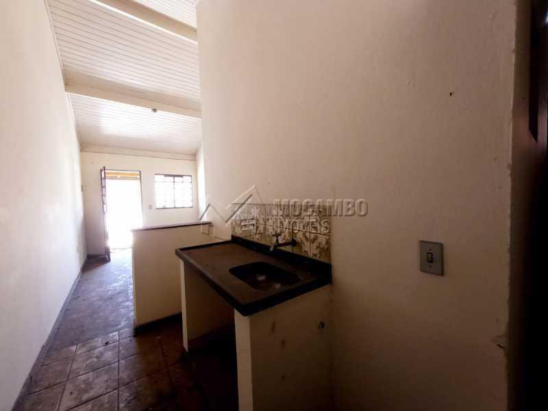 Cozinha - Casa 2 quartos para alugar Itatiba,SP - R$ 550 - FCCA21464 - 5