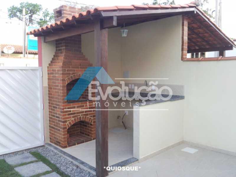 5 - CASA EM CONDOMINIO NA ILHA DE GUARATIBA COM 2 QUARTOS - V0135 - 6