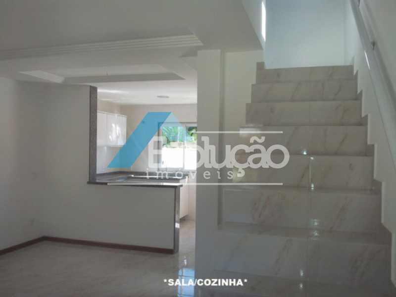8 - CASA EM CONDOMINIO NA ILHA DE GUARATIBA COM 2 QUARTOS - V0135 - 9