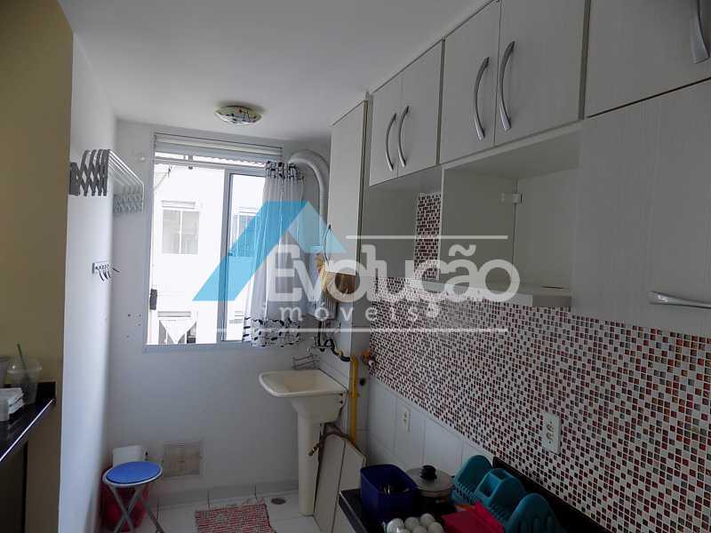 DSCN1027 - Apartamento para alugar Estrada Guandu do Sape,Campo Grande, Rio de Janeiro - R$ 750 - A0156 - 16