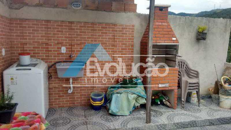 2 - Casa 2 quartos à venda Campo Grande, Rio de Janeiro - R$ 89.000 - V0175 - 3