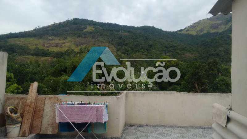 1 - Casa 2 quartos à venda Campo Grande, Rio de Janeiro - R$ 89.000 - V0175 - 1