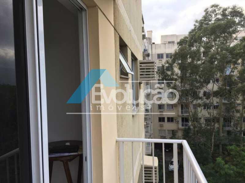 F - Apartamento 2 quartos à venda Campo Grande, Rio de Janeiro - R$ 295.000 - V0184 - 3