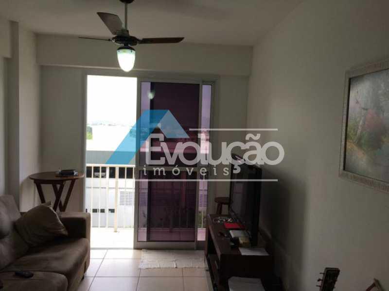 F - Apartamento 2 quartos à venda Campo Grande, Rio de Janeiro - R$ 295.000 - V0184 - 6
