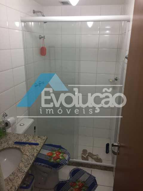 F - Apartamento 2 quartos à venda Campo Grande, Rio de Janeiro - R$ 295.000 - V0184 - 8