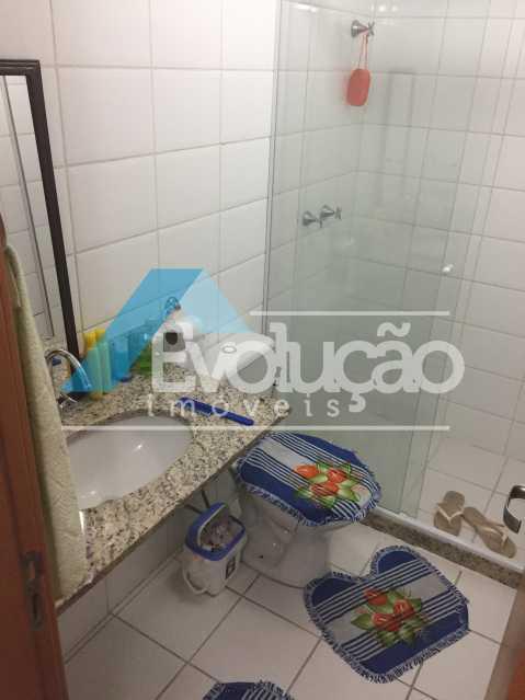 F - Apartamento 2 quartos à venda Campo Grande, Rio de Janeiro - R$ 295.000 - V0184 - 9