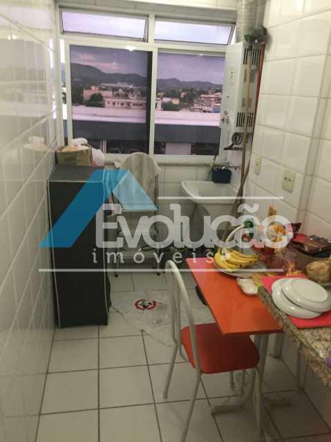 F - Apartamento 2 quartos à venda Campo Grande, Rio de Janeiro - R$ 295.000 - V0184 - 16