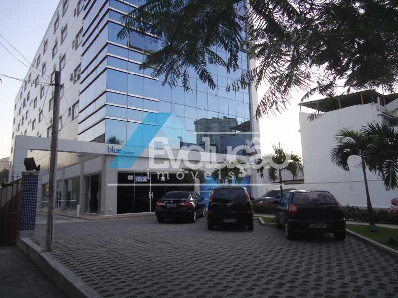DSC06885 - Sala Comercial Avenida Geremário Dantas,Pechincha,Rio de Janeiro,RJ Para Alugar,53m² - A0130 - 4