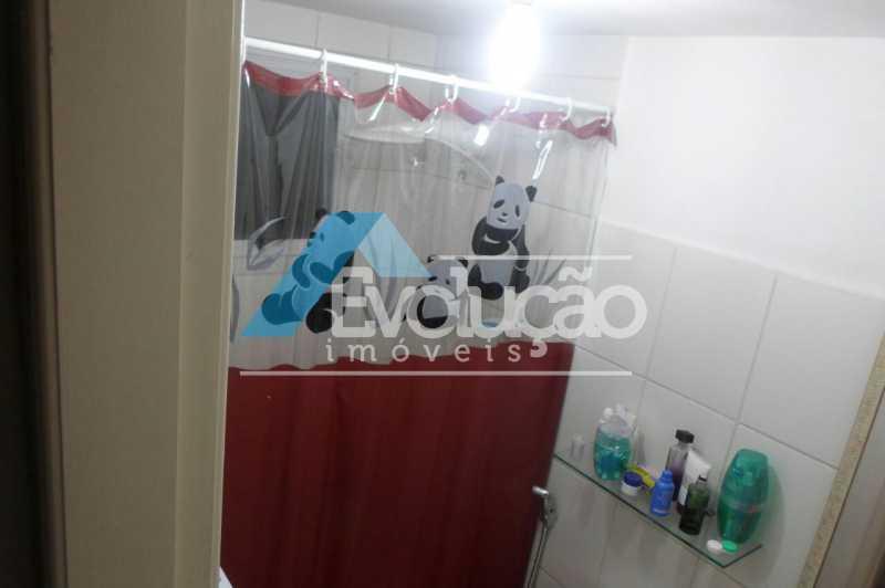 BANHEIRO. - Apartamento 2 quartos à venda Inhoaíba, Rio de Janeiro - R$ 150.000 - V0188 - 12