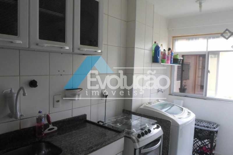 COZINHA 2. - Apartamento 2 quartos à venda Inhoaíba, Rio de Janeiro - R$ 150.000 - V0188 - 3