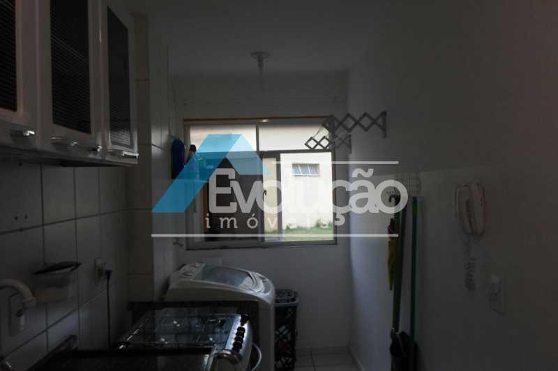 COZINHA. - Apartamento 2 quartos à venda Inhoaíba, Rio de Janeiro - R$ 150.000 - V0188 - 5