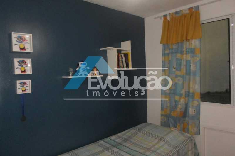 QUARTO 2 3. - Apartamento 2 quartos à venda Inhoaíba, Rio de Janeiro - R$ 150.000 - V0188 - 9