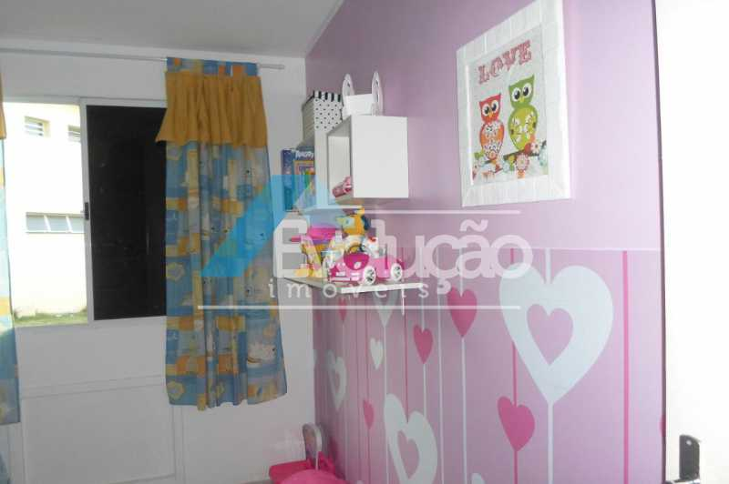 QUARTO 2. - Apartamento 2 quartos à venda Inhoaíba, Rio de Janeiro - R$ 150.000 - V0188 - 10