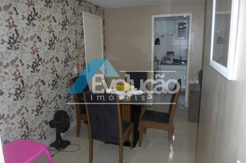 SALA. - Apartamento 2 quartos à venda Inhoaíba, Rio de Janeiro - R$ 150.000 - V0188 - 1