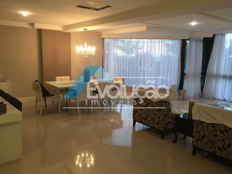 SALA - Apartamento 3 quartos para venda e aluguel Recreio dos Bandeirantes, Rio de Janeiro - R$ 2.100.000 - V0191 - 1