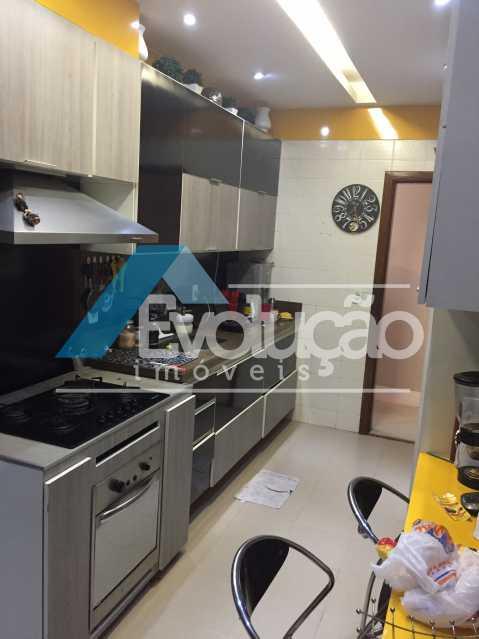 COZINHA - Apartamento 3 quartos para venda e aluguel Recreio dos Bandeirantes, Rio de Janeiro - R$ 2.100.000 - V0191 - 8