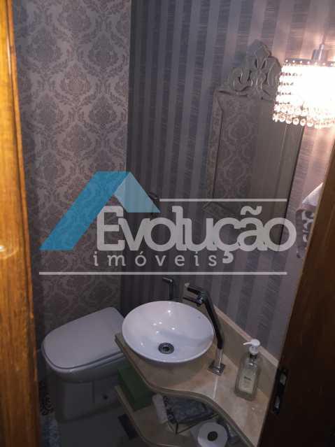 LAVABO - Apartamento 3 quartos para venda e aluguel Recreio dos Bandeirantes, Rio de Janeiro - R$ 2.100.000 - V0191 - 9