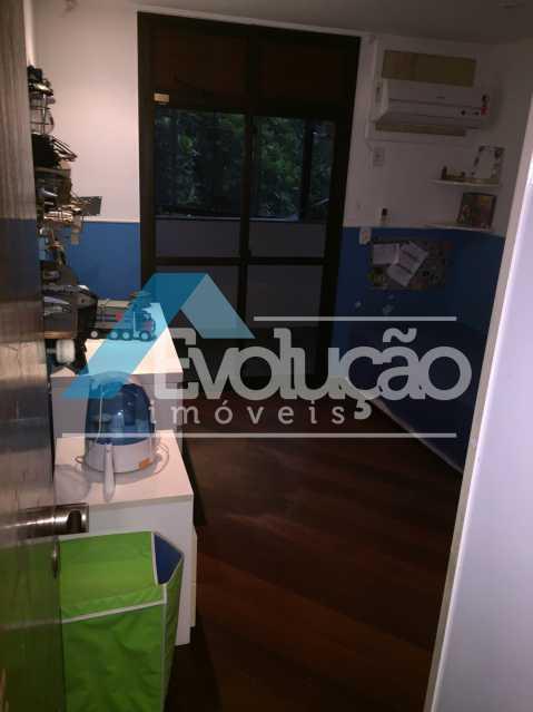 QUARTO 2 - Apartamento 3 quartos para venda e aluguel Recreio dos Bandeirantes, Rio de Janeiro - R$ 2.100.000 - V0191 - 11
