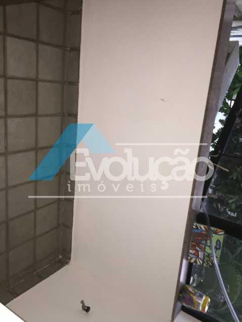 VARANDA QUARTO 2 - Apartamento 3 quartos para venda e aluguel Recreio dos Bandeirantes, Rio de Janeiro - R$ 2.100.000 - V0191 - 13