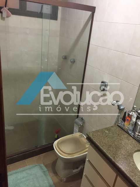 BANHEIRO SOCIAL - Apartamento 3 quartos para venda e aluguel Recreio dos Bandeirantes, Rio de Janeiro - R$ 2.100.000 - V0191 - 14