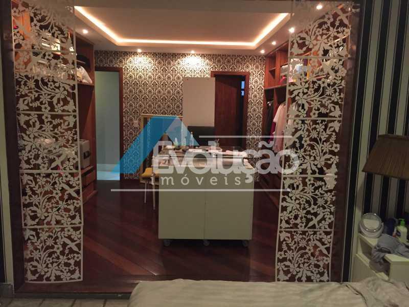 SUÍTE - Apartamento 3 quartos para venda e aluguel Recreio dos Bandeirantes, Rio de Janeiro - R$ 2.100.000 - V0191 - 15