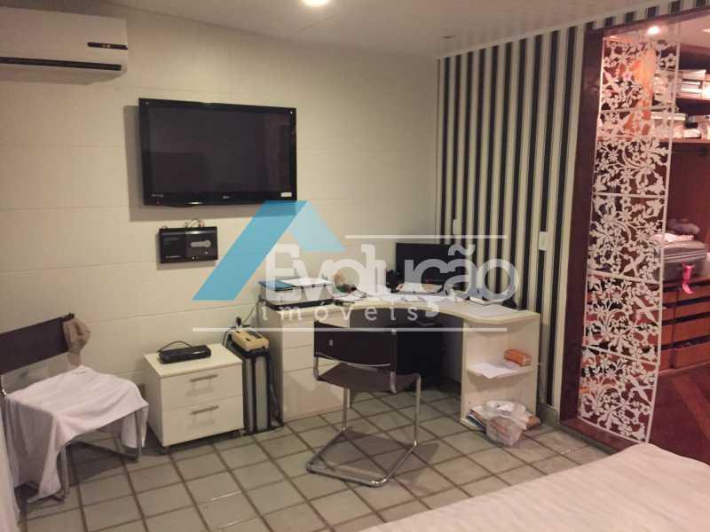 SUÍTE - Apartamento 3 quartos para venda e aluguel Recreio dos Bandeirantes, Rio de Janeiro - R$ 2.100.000 - V0191 - 16