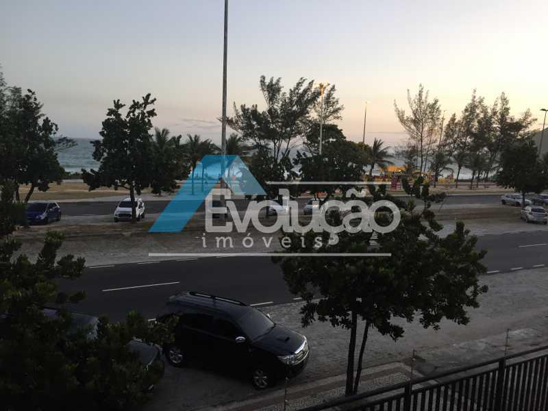 VISTA DA SALA - Apartamento 3 quartos para venda e aluguel Recreio dos Bandeirantes, Rio de Janeiro - R$ 2.100.000 - V0191 - 20