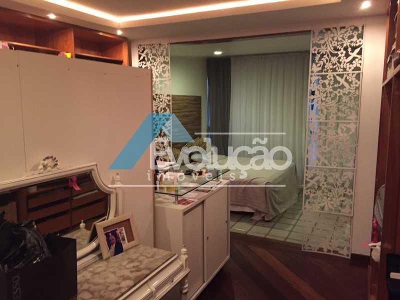 SUÍTE - Apartamento 3 quartos para venda e aluguel Recreio dos Bandeirantes, Rio de Janeiro - R$ 2.100.000 - V0191 - 21