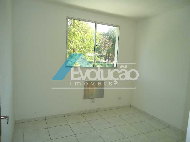 QUARTO 1 - Apartamento à venda Rua Doutor Juvenal Murtinho,Santíssimo, Rio de Janeiro - R$ 115.000 - A0116 - 3