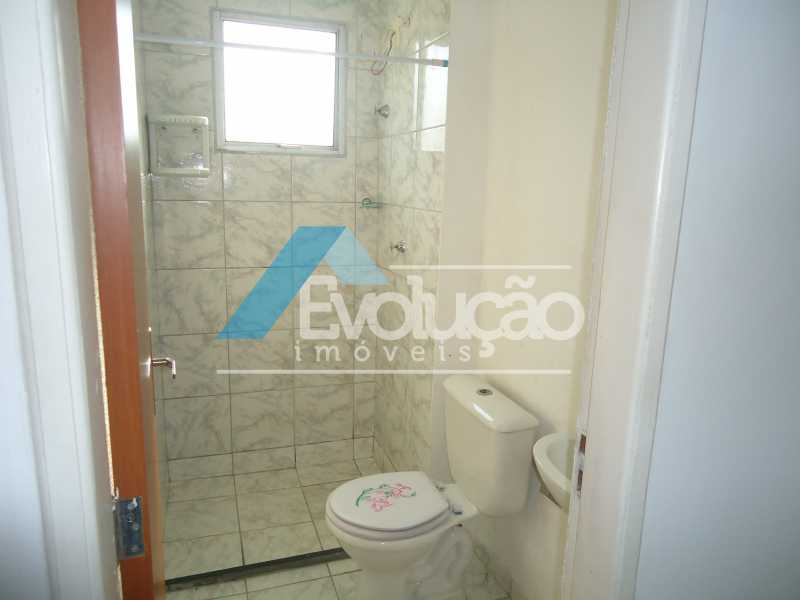 BANHEIRO - Apartamento à venda Rua Doutor Juvenal Murtinho,Santíssimo, Rio de Janeiro - R$ 115.000 - A0116 - 4